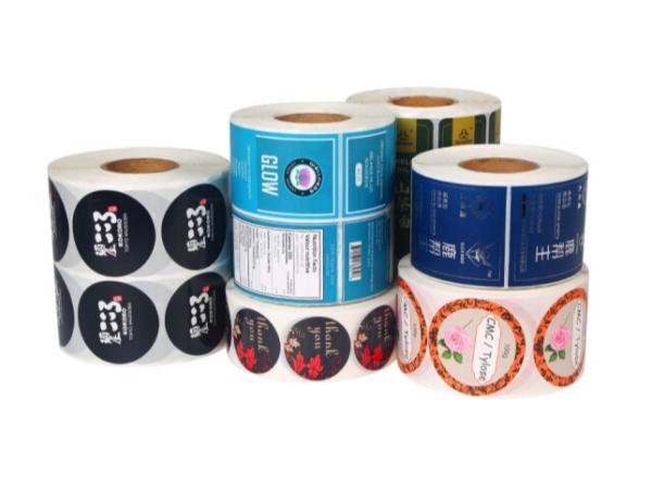 日化行业中彩色标签的应用范围