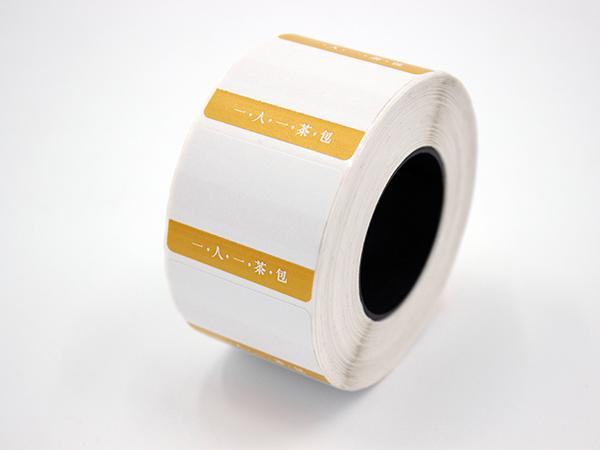 热敏不干胶印刷标签