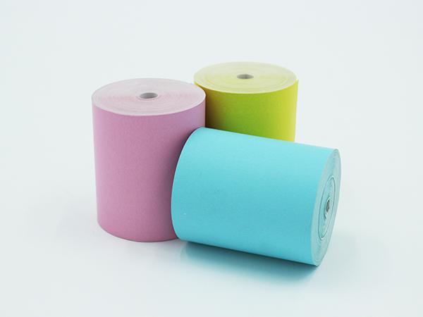 彩色热敏纸