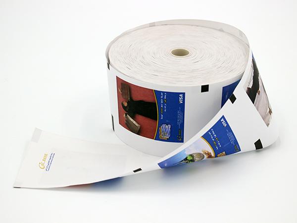 收银纸印刷