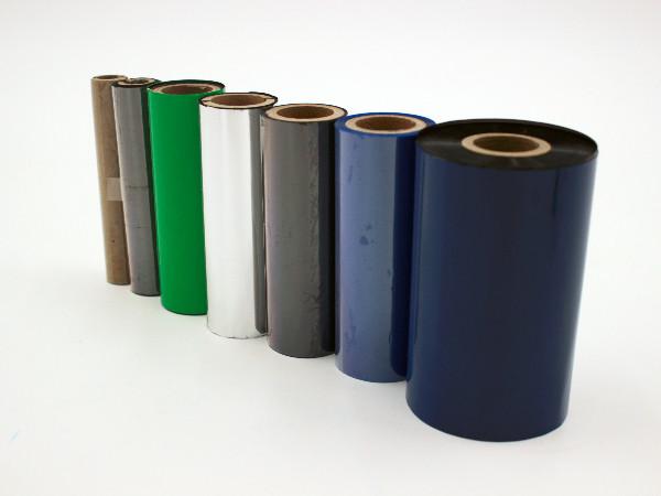 怎样选择标签打印机耗材碳带!